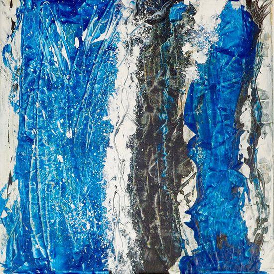 Blue lines van Rob van Heertum