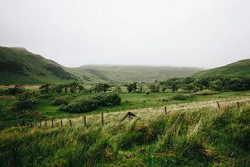 Landschap op het eiland Skye van Katrin Friedl