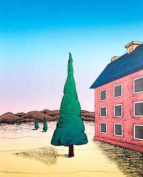 Huis Boom van Helmut Böhm