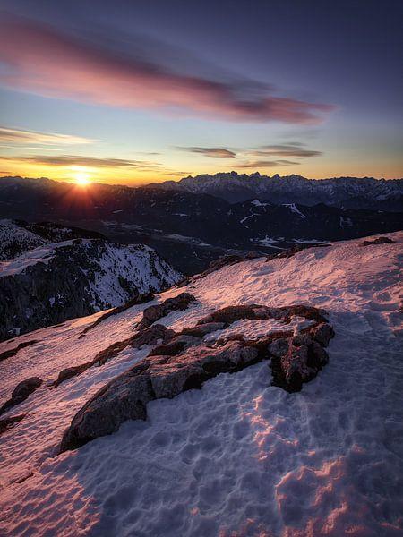 Wenn die Sonne erwacht von Thomas Weber