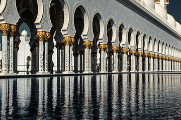 Galerie Scheich Zayed Moschee von Eerensfotografie Renate Eerens