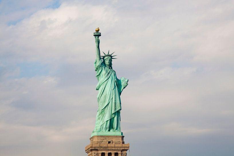 Vrijheidsbeeld New York van Guido Akster