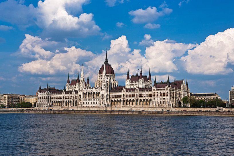 Parliament Budapest, Hungary  sur Gunter Kirsch