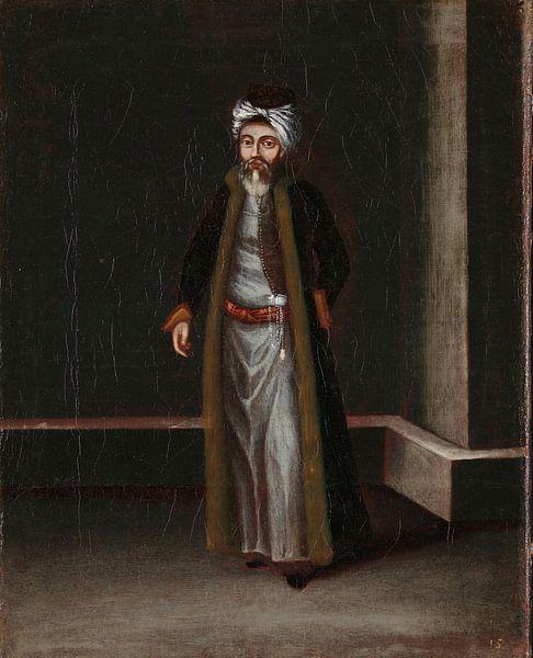 Joodse geldwisselaar, Jean Baptiste Vanmour van Meesterlijcke Meesters