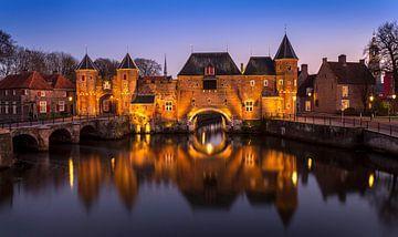 Koppelpoort Amersfoort, die Niederlande von Adelheid Smitt