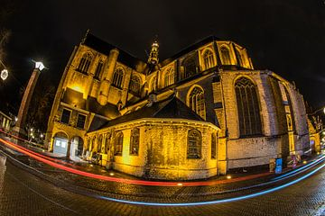 St. Laurens Kerk of Grote Kerk sur Peter Heins