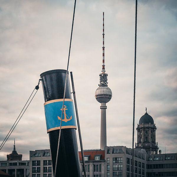 Home Port Berlin van Alexander Voss