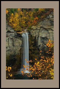 Taughannock Falls van René Roos