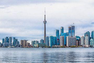 Ligne d'horizon de Toronto sur Ruby Schiffer