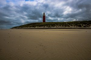Strand van Texel van