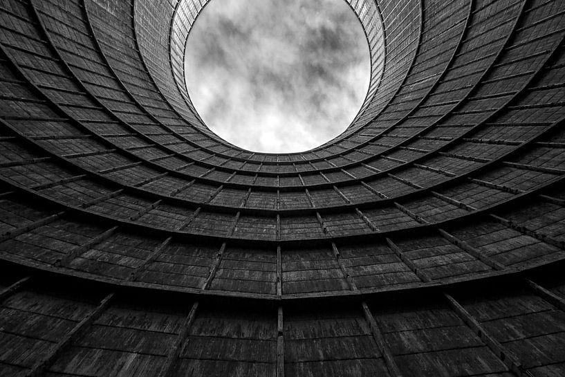 Cooling tower van Ben van Sambeek