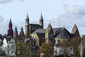 Historisch Maastricht van Bert Heuvels