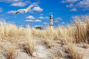 Alter Leuchtturm Warnemünde von Tilo Grellmann | Photography