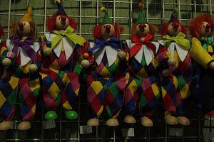 Clowns von Lieke van Meijer