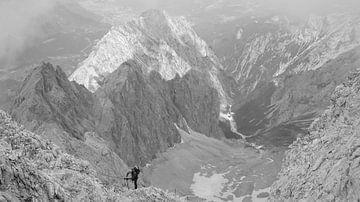 Zugspitze Höllental von Joeri Schouten