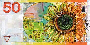 50 Gulden Gemälde von Jos Hoppenbrouwers