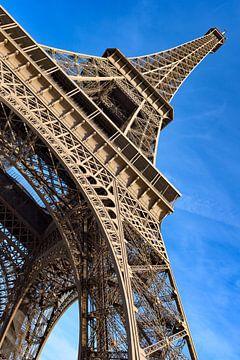 Parijs, Eiffeltoren, Frankrijk van Lorena Cirstea