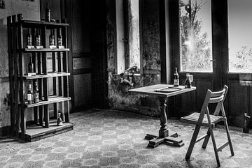 verlassenes Weinzimmer von HP Fotografie