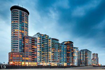 Sardijntoren Vlissingen boulevard