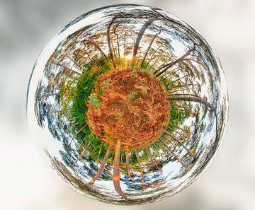 Mini-Planet 360 Wallonisch-Brabant von Paul Marnef