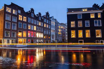 Voorburgwal Amsterdam von Sander Groenendijk