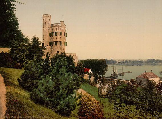 Belvedere, Nijmegen van Vintage Afbeeldingen