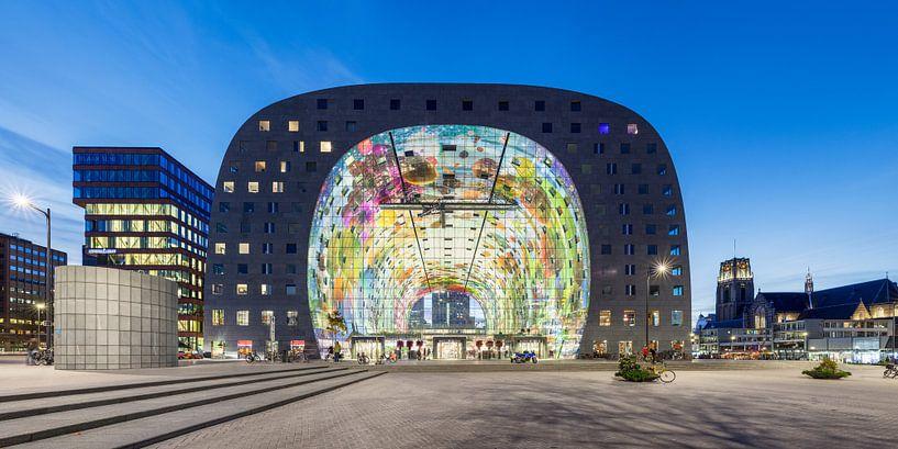 Markthal Rotterdam van Raoul Suermondt