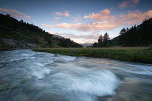 Alpiene zomerkleuren van Rudy De Maeyer