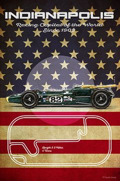 Indianapolis Vintage L van Theodor Decker