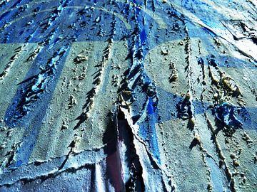 Urban Abstract 63 von MoArt (Maurice Heuts)