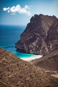 Mughsail Beach Salalah Oman von Jean Claude Castor