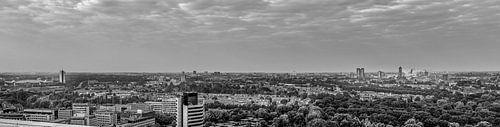 Utrecht van links naar rechts van