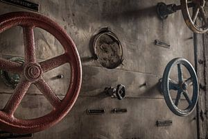 Industriële handwielen