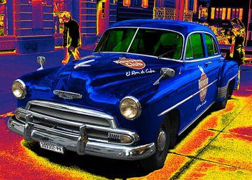 1951 Chevrolet Styleline van aRi F. Huber