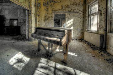 Piano Sanatorium von Wendy Nooijen
