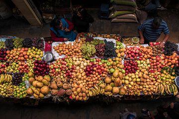 Obstmarkt von Nizam Ergil