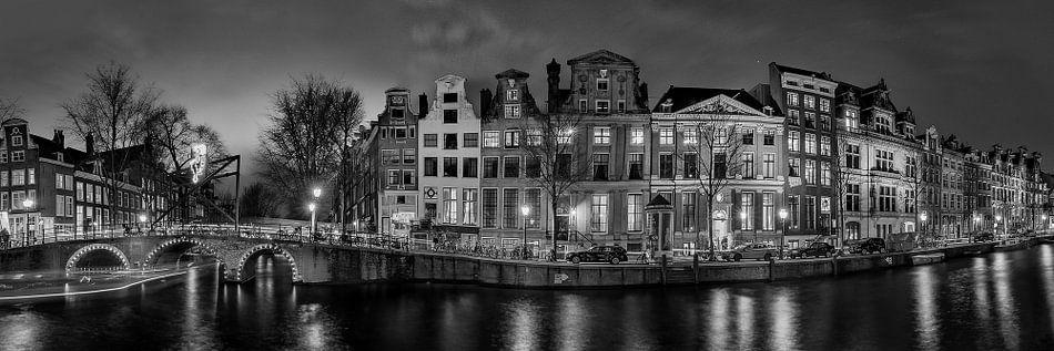Panorama Herengracht Leidsegracht