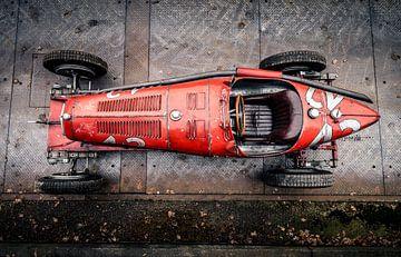 Alfa Romeo P3 Don Lee Spezial von Maurice Volmeyer