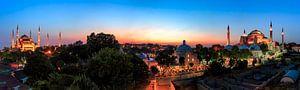 Istanboel panorama