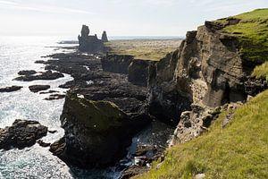 La côte islandaise sur Ewan Mol