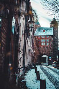 Helpoort Maastricht en hiver sur Floor Schreurs
