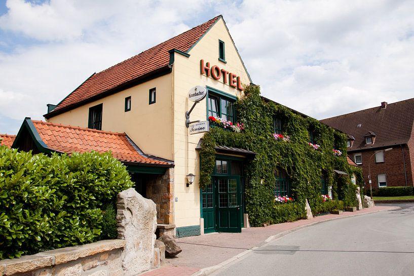 Bad Bentheim van Henk-Jan Knobbe