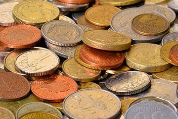 Münzen aus aller Welt von Heiko Kueverling