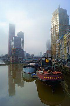 Wijnhaven, Rotterdam van Rdam Foto Rotterdam