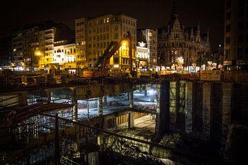 Werken - Antwerpen van Maurice Weststrate