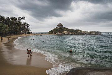 Cabo San Juan in Tayrona von Ronne Vinkx