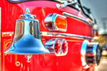"""Saved by the bell """"Firetruck"""" von Rob Smit"""