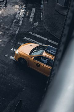 New York Taxi van Joni Israeli