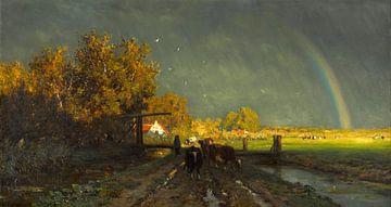 Der Regenbogen, Willem Roelofs