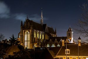 Hooglandse kerk Leiden
